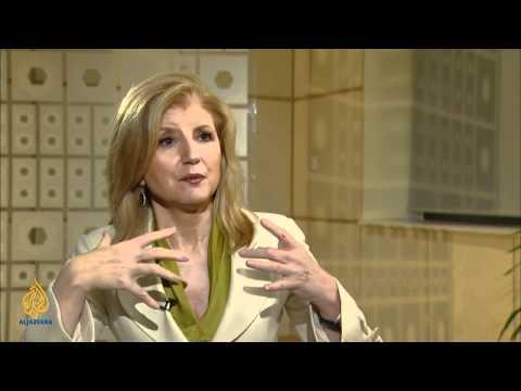 Talk to Al Jazeera - Arianna Huffington: Beyond left and right