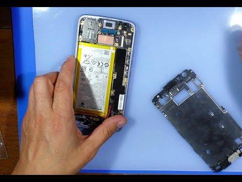 Motorola Moto X4 XT1900-7 ЗАМЕНА ДИНАМИКА
