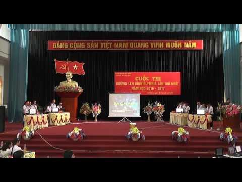 Olympia THCS Thi tran Yen Minh, Ha Giang