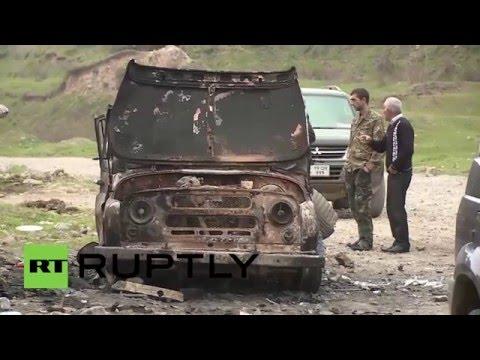 Nagorno-Karabakh: Talysh residents
