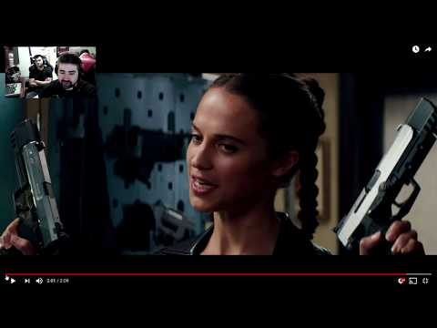 Tomb Raider (2018) Movie Angry Trailer Reaction!