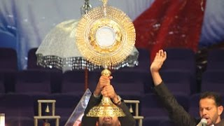 Eucharistic Adoration and Procession on 11 Oct 2014