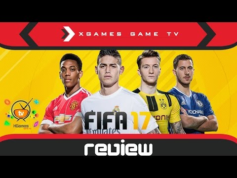 Обзор FIFA 17 [FIFA 2017] (Review)