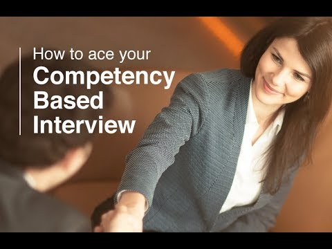 How to answer competency-based interview questions | Michael