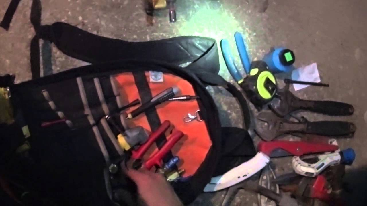 Hvac Install  System Change Out 10 28 14 Part 4