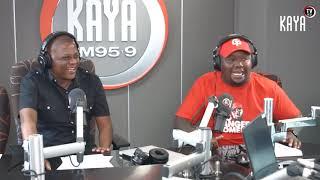 Skhumba talks about post xenophobia
