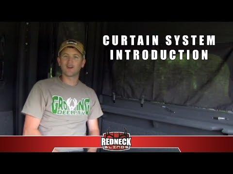 Curtain System