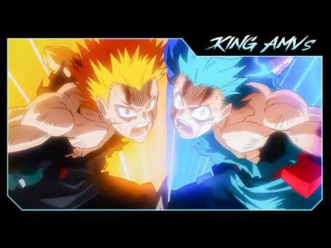Boku No Hero Academia: The Movie 2 - Heroes Rising「AMV」Midorya And Bakugou One For All - Heroes ᴴᴰ