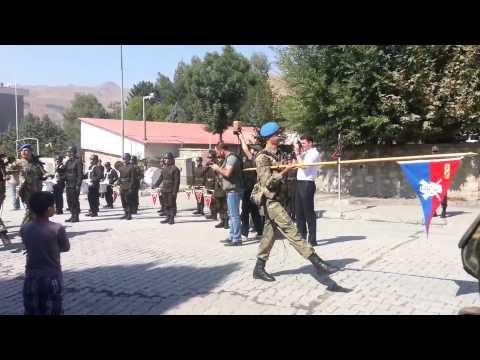 JÖH - Jandarma Özel Harekât - Fatihler Geçiş Töreni - HD