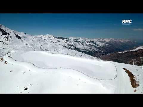 Vidéo Titans des neiges