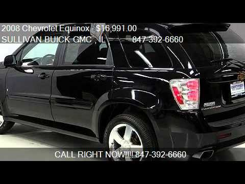 2008 Chevrolet Equinox Sport For Sale In Arlington Heights Youtube