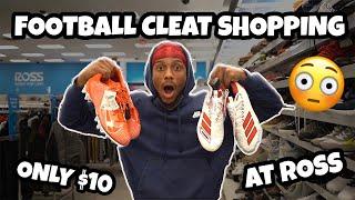 cheap football cleats at ross