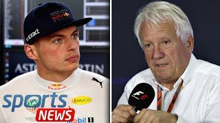 F1 News: Charlie Whiting issues Max Verstappen warning after crash with Sebastian Vettel