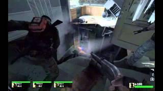 Left 4 Dead EA Spring Break 08: Zombie Assault Gameplay
