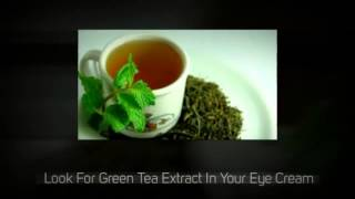 Select An Eye Gel That Contains Green Tea Extract Thumbnail