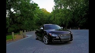 Audi TTS Coupe competition 2014 Videos