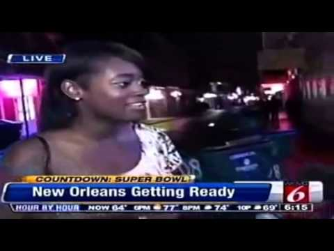 New Orleans Reporter Blasts Black Woman With STD Question