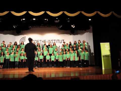 International School of Elite Education Choir 2014