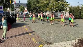 Flashmob Vrijgezellen Lynsey