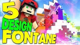 Come Creare Una Fontana In Minecraft
