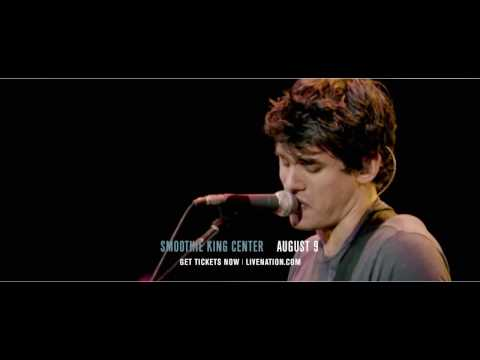 John Mayer- The Search For Everything Tour- August 9- Smoothie King Center in New Orleans