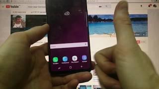 Hard reset Samsung S9 Удаление пароля android 8