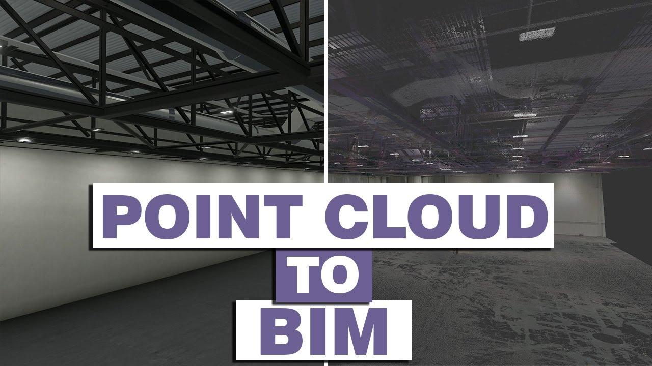 Point Cloud to BIM | Scan to Revit | Revit Modeling