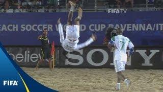 Beach Eagles flip for goals