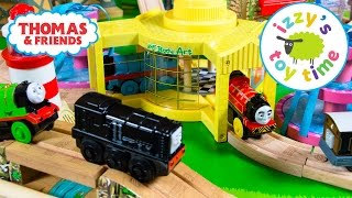 Thomas and Friends | Thomas Train GIVEAWAY! With Brio and KidKraft | Fun Toy Trains for Kids