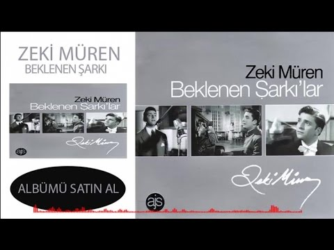 Zeki Müren - Beklenen Şarkı (Official Audio)