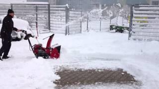 Schneefräse Honda HS 622 T