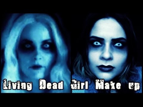 Rob Zombie - Living Dead Girl Makeup
