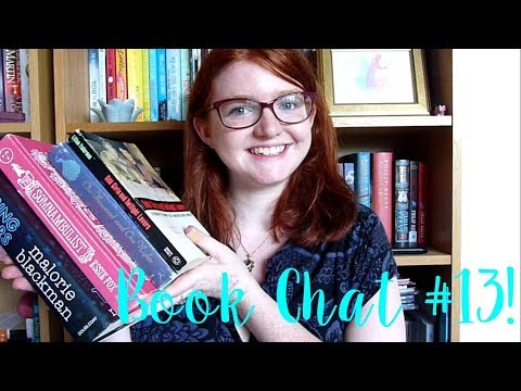 Book Chat #13: Scheherazade, Shakespeare retellings, LGBT history & more!