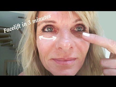 Augenfalten Straffenwegbekommen Die Antifaltencreme Mit