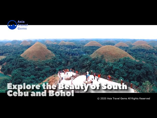 Explore the Beauty of South Cebu and Bohol, Philippines