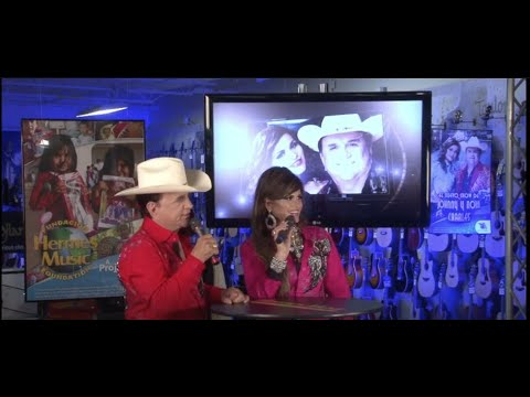 El Nuevo Show de Johnny y Nora Canales (Episode 7.3)- David Lee Garza & David Farias