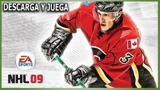 """Descarga y juega: """"NHL 09"""""""