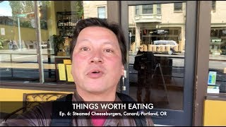 Steamed Burgers from Canard in Portland, OR; Things Worth Eating, Episode 6