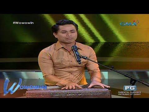 Wowowin: Musikerong taga-Bohol, nagpa-ibig sa 'Will to Win'