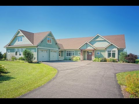 Charlottetown Real Estate; Waterfront Home for sale 524 City View Drive Mermaid Prince Edward Island