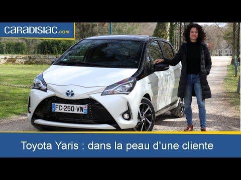 Reportage Vidéo : Dans La Peau D'une Cliente De Toyota Yaris