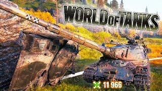 World of Tanks Приколы #193🔥 3 Друга,1 Игра.