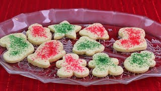 The Best Sugar Cookie Recipe - How to Make Sugar Cookies