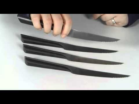 calphalon katana series 4piece steak knife set sku8062269