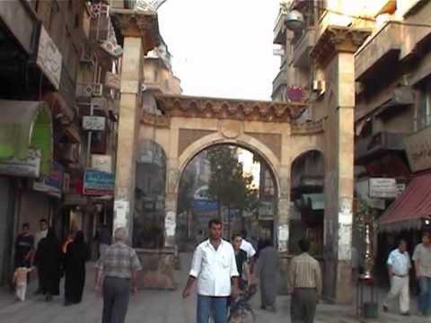 Aleppo cz.  2 - Stare miasto, Syria