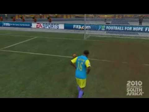 FIFA World Cup 2010 - Volley