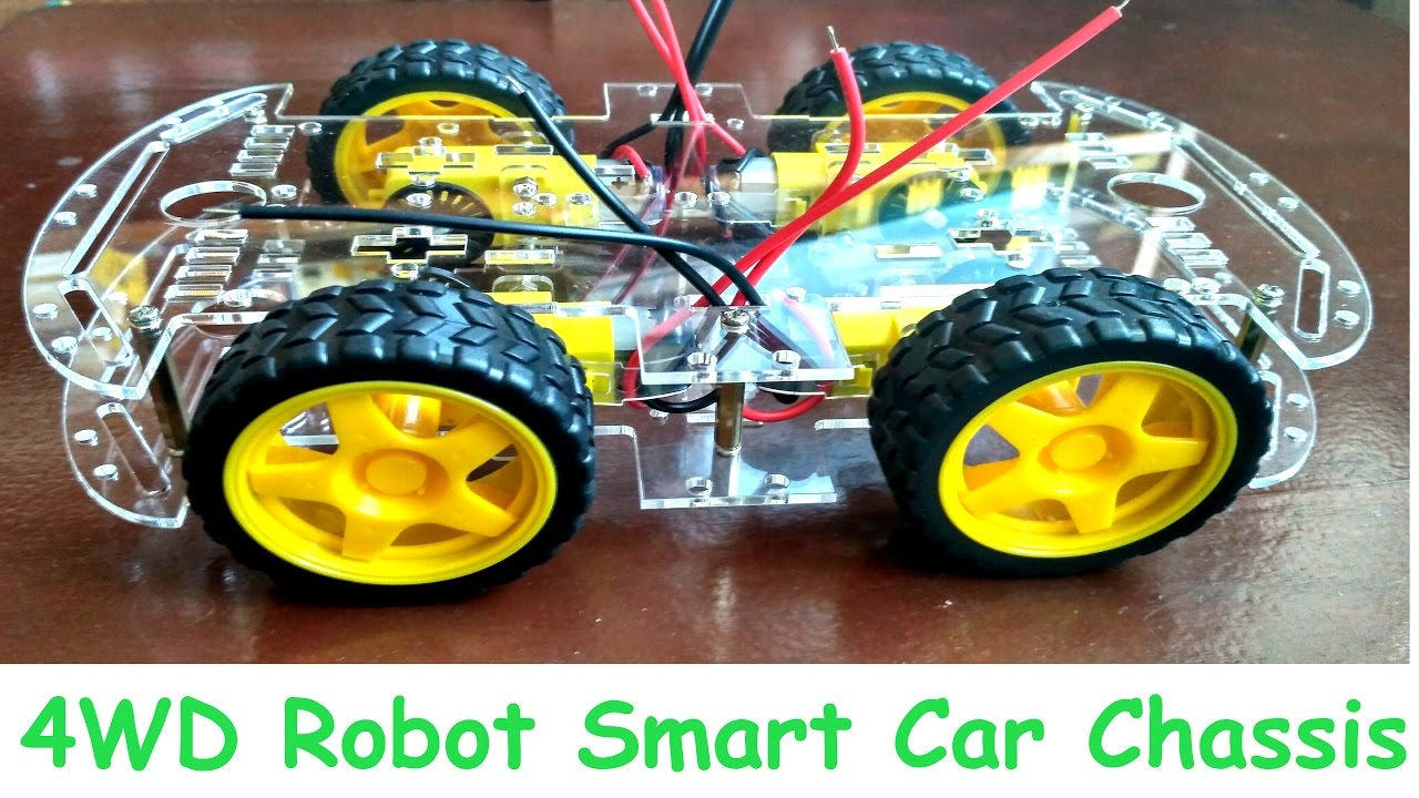 how to make a smart robot
