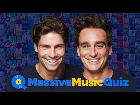 Massive Music Quiz invite Kevin & Tom