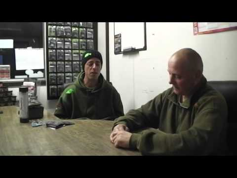 Crowsheath Fishery Owner Nick Does Bivvytalk's 25 Questions