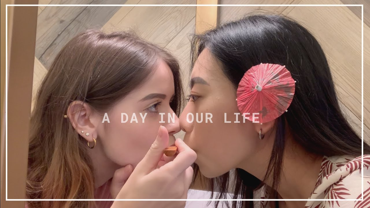 Download A Day In Our Life Vlog I Lesbian Couple